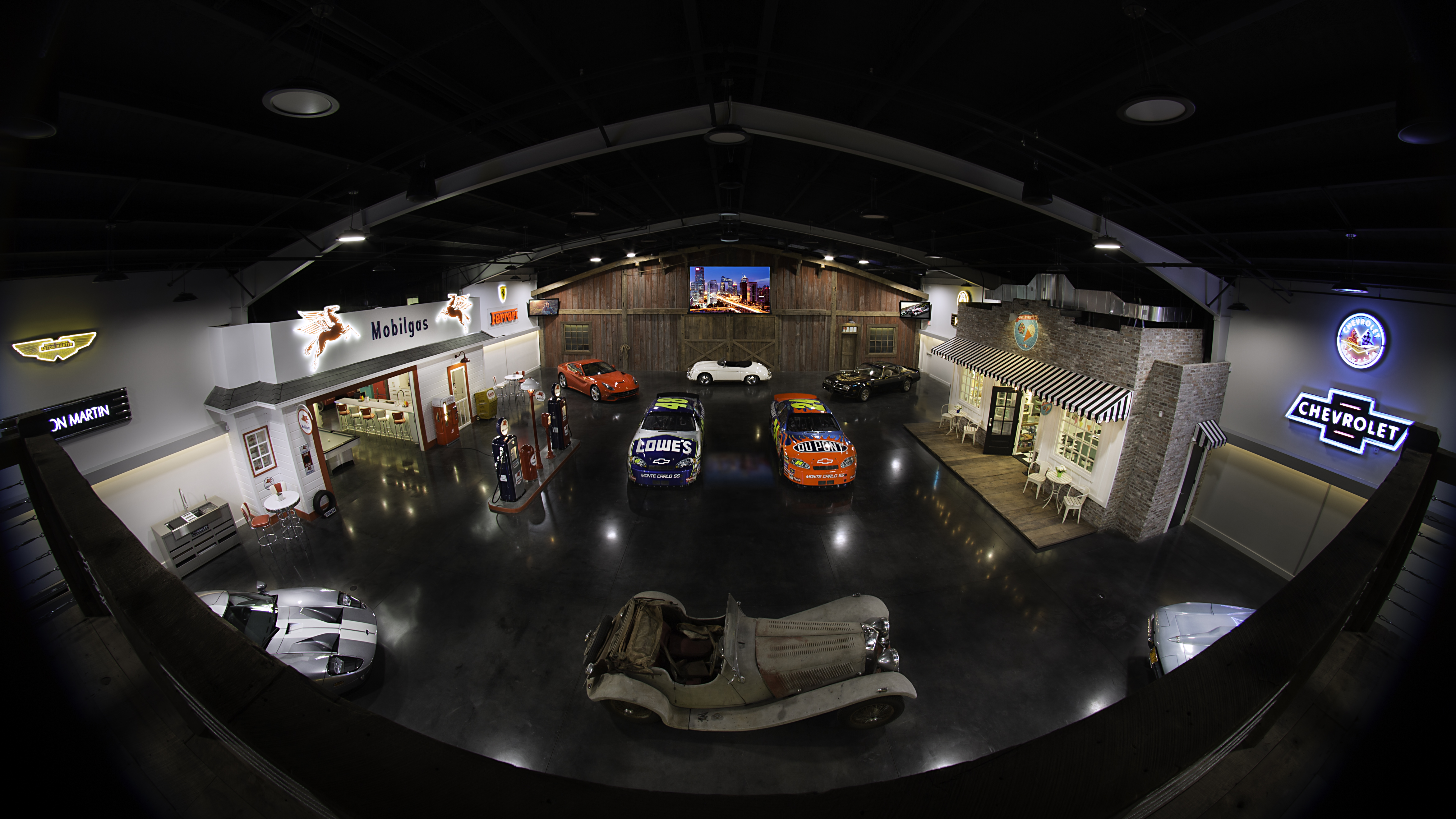 Electronic House Features BlueSpeed's Award-winning Work On Car Collection
